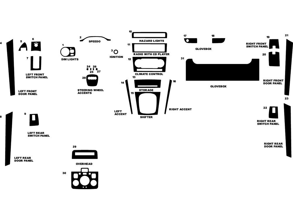 Audi A3 Diagram