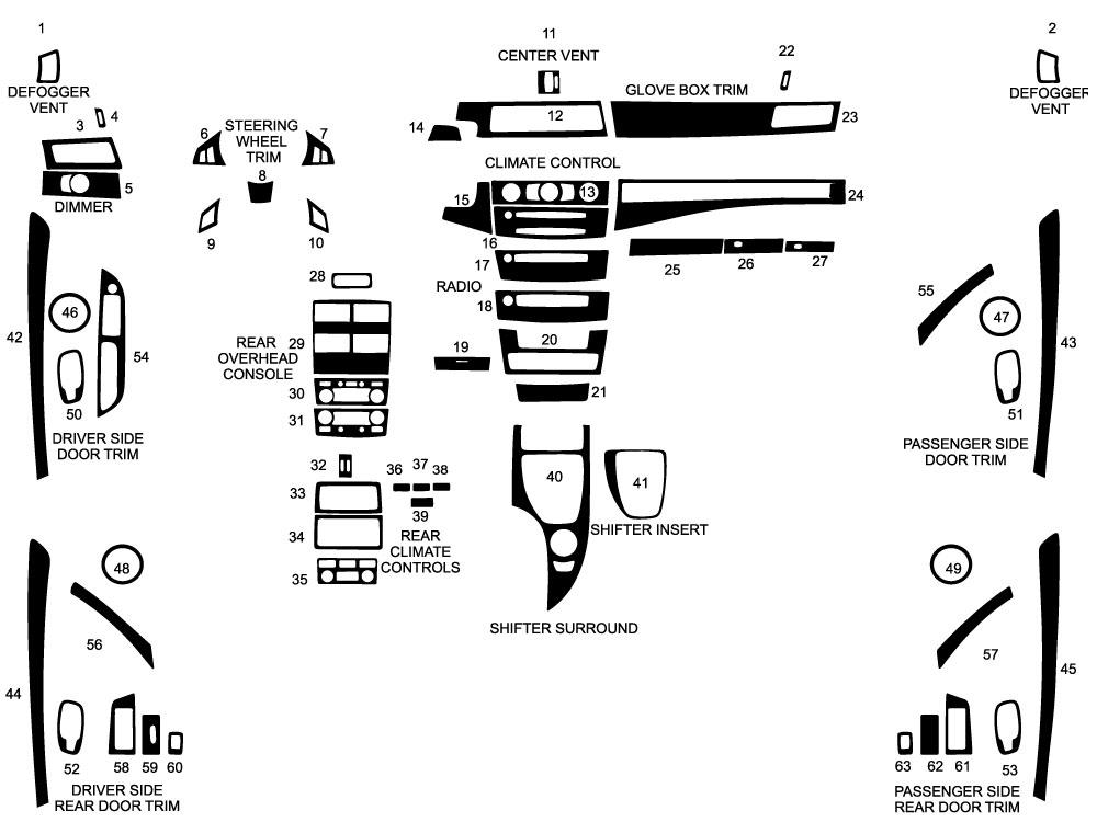 2004 Nissan Armada Transmission Problems