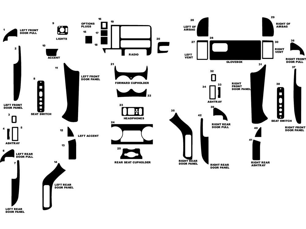 [DIAGRAM] Wiring Diagram 2000 Cadillac Escalade FULL