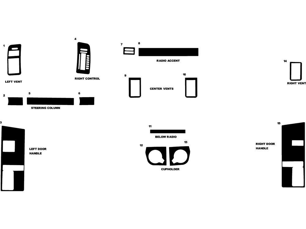 Service manual [1994 Gmc Safari Dash Removal Diagram