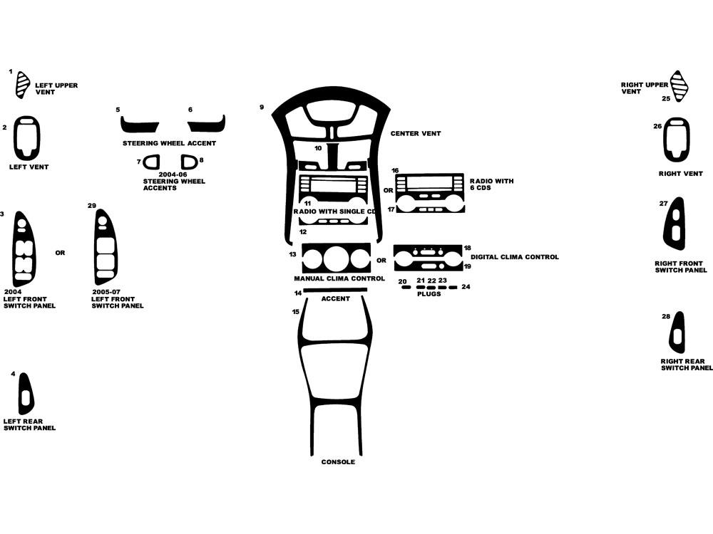 Wiring Database 2020: 26 2004 Chevy Malibu Exhaust System
