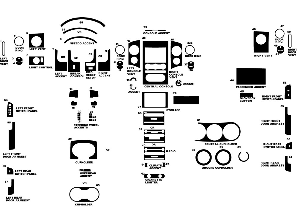 [DIAGRAM] Ford F150 Dashboard Diagram FULL Version HD