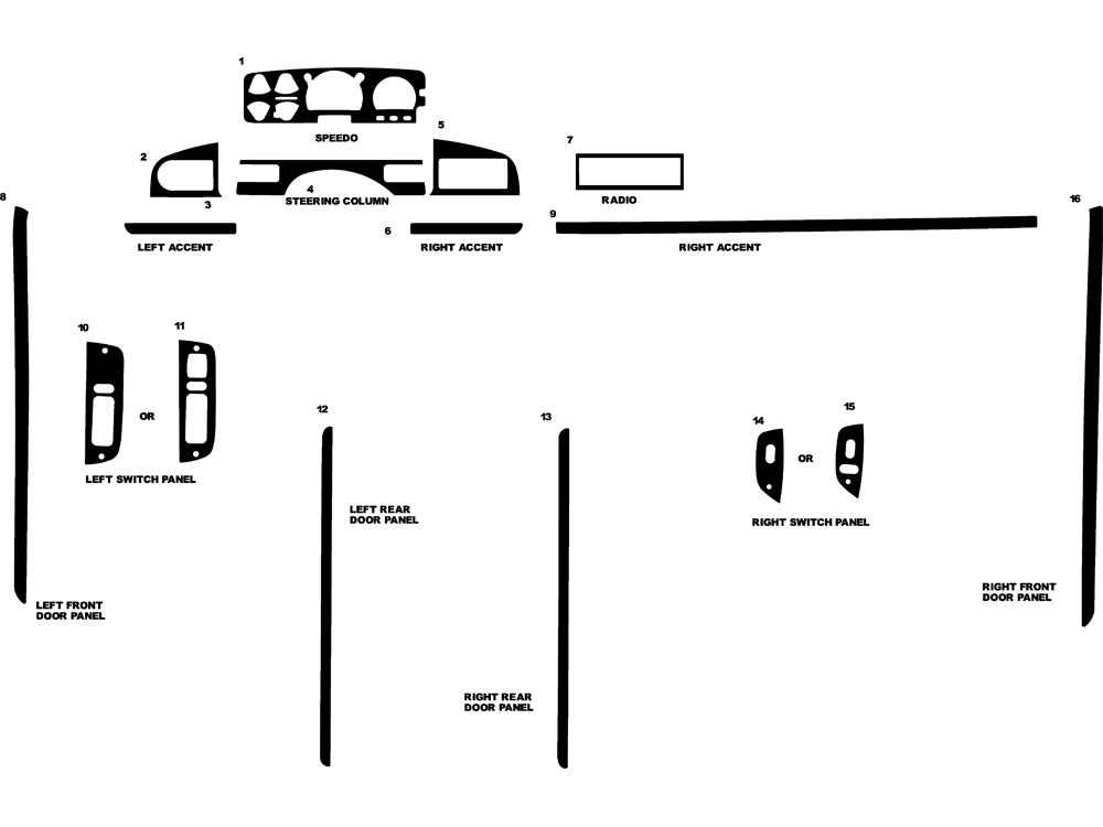 Ford F Fuse Box Diagram Wiring Shrutiradio 1996 150. Ford