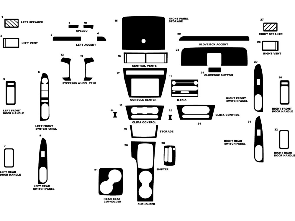 Fd Ford Fusion Parts Diagram. Ford. Auto Parts Catalog And