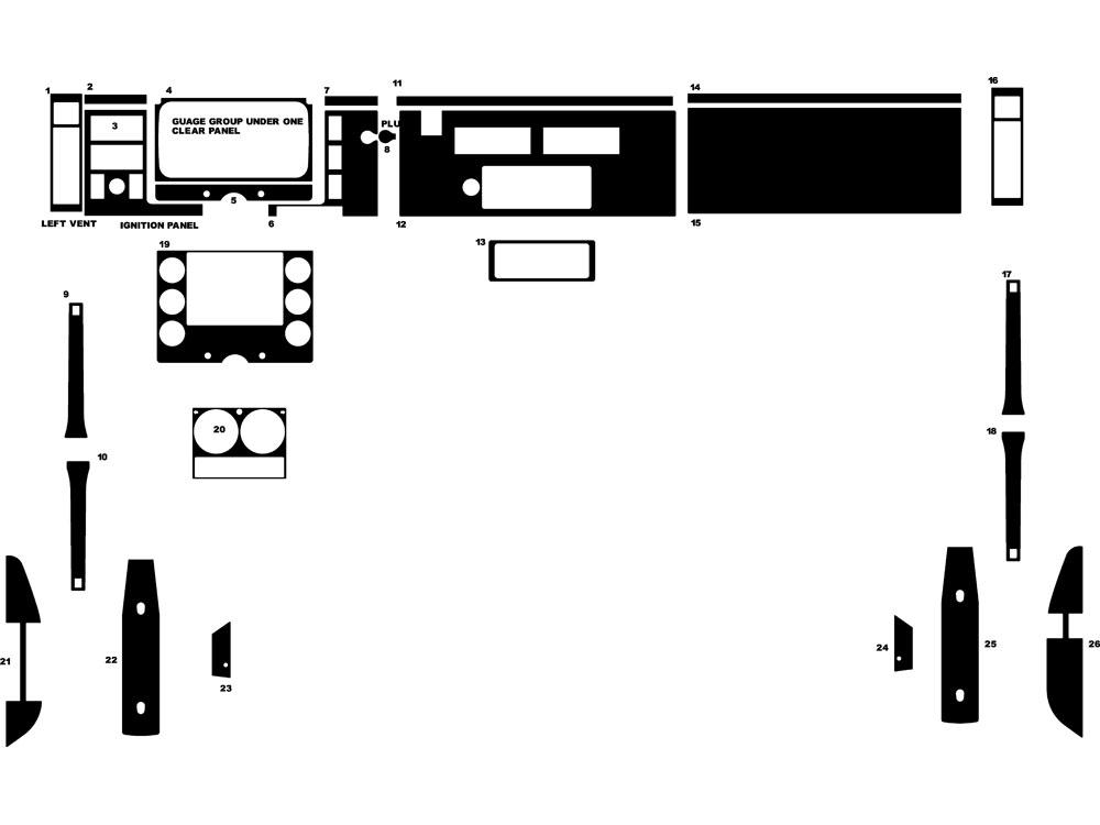 Freightliner Part Diagram