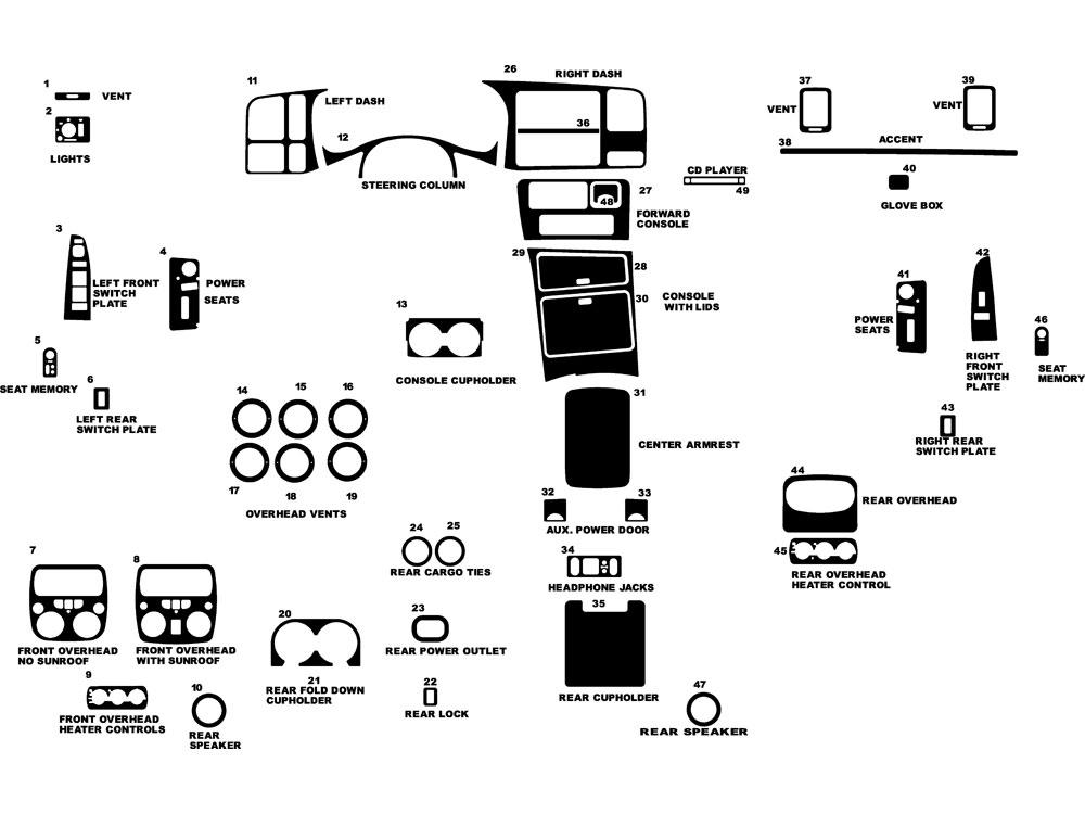Wiring Diagram PDF: 2002 Gmc Yukon Denali Headlight Wiring