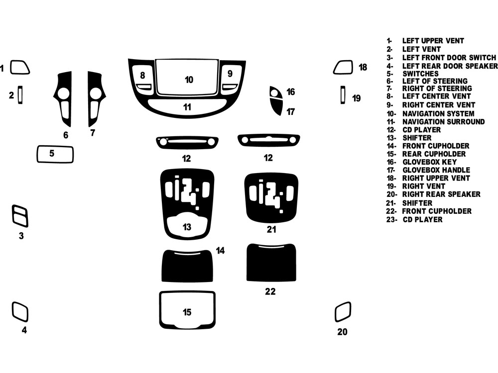 Hyundai Genesis Headlight Embly Diagram. Hyundai. Auto