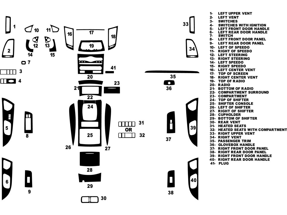 Service manual [2011 Infiniti M Dash Removal Diagram