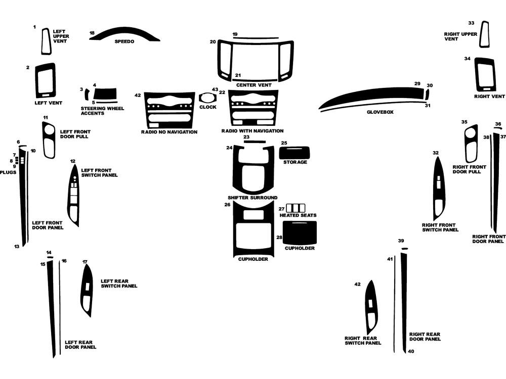 WIRING Passenger Seat Sensor Wiring Diagram For 2007
