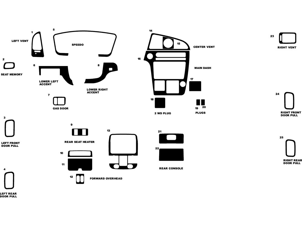2000 Infiniti Qx4 Fuse Box Wiring Diagrams
