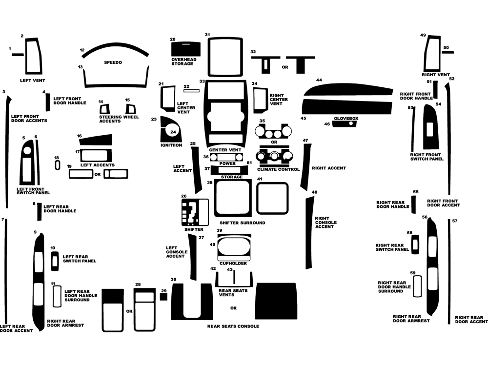 Jeep Commander Dashboard Schematics Pictures to Pin on