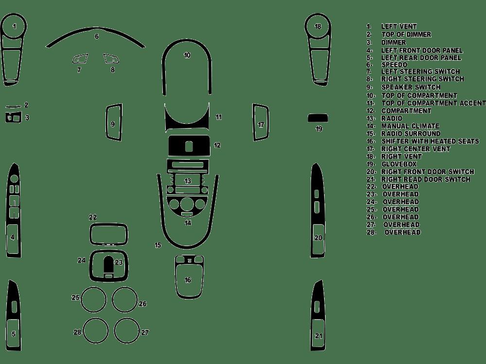 Kia Sorento Cooling System Diagram Wiring Diagrams