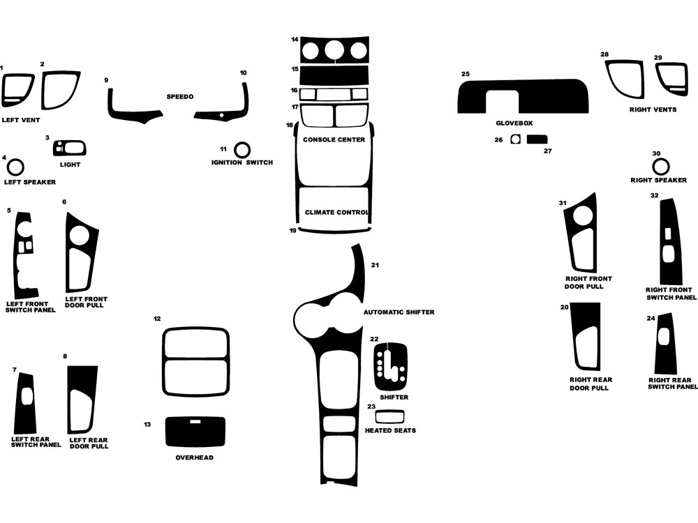 2009 Kia Sportage Parts ~ Best KIA