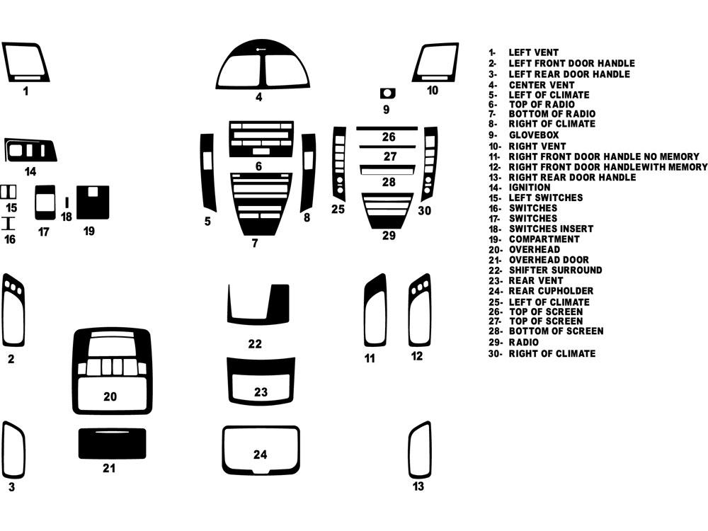 Service manual [2012 Lexus Es Dash Owners Manual
