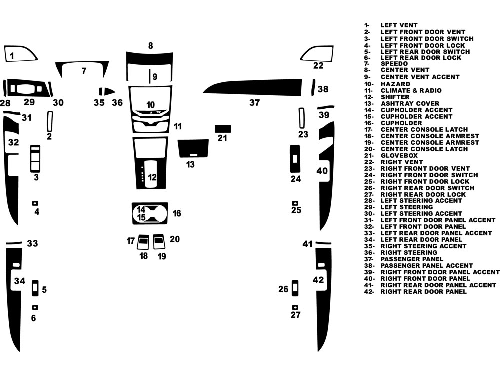 Lincoln Mkx Parts Diagram