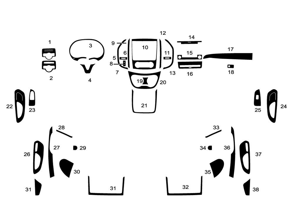 Mercedes Benz Clk 320 Fuse Chart