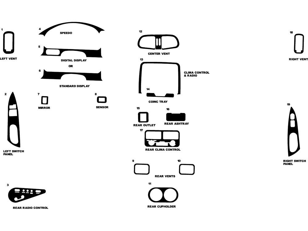 Brilliant 1996 Mercury Villager Parts Diagram Wiring 101 Hemtstreekradiomeanderfmnl