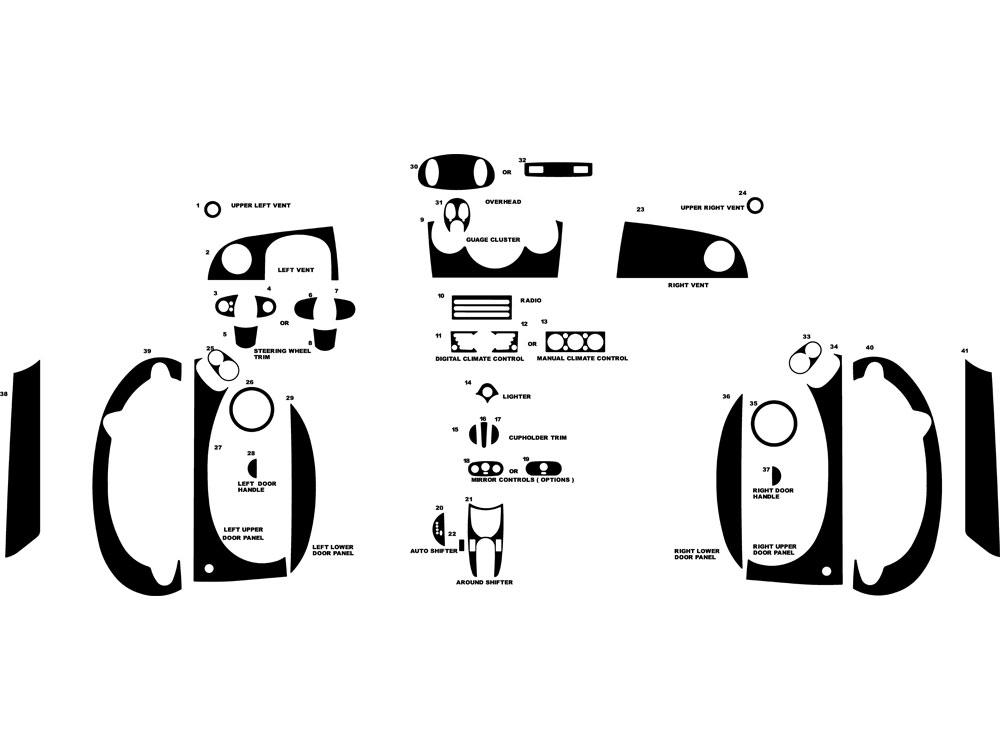 07 Qx56 Infiniti Fuse Box. Infiniti. Auto Fuse Box Diagram