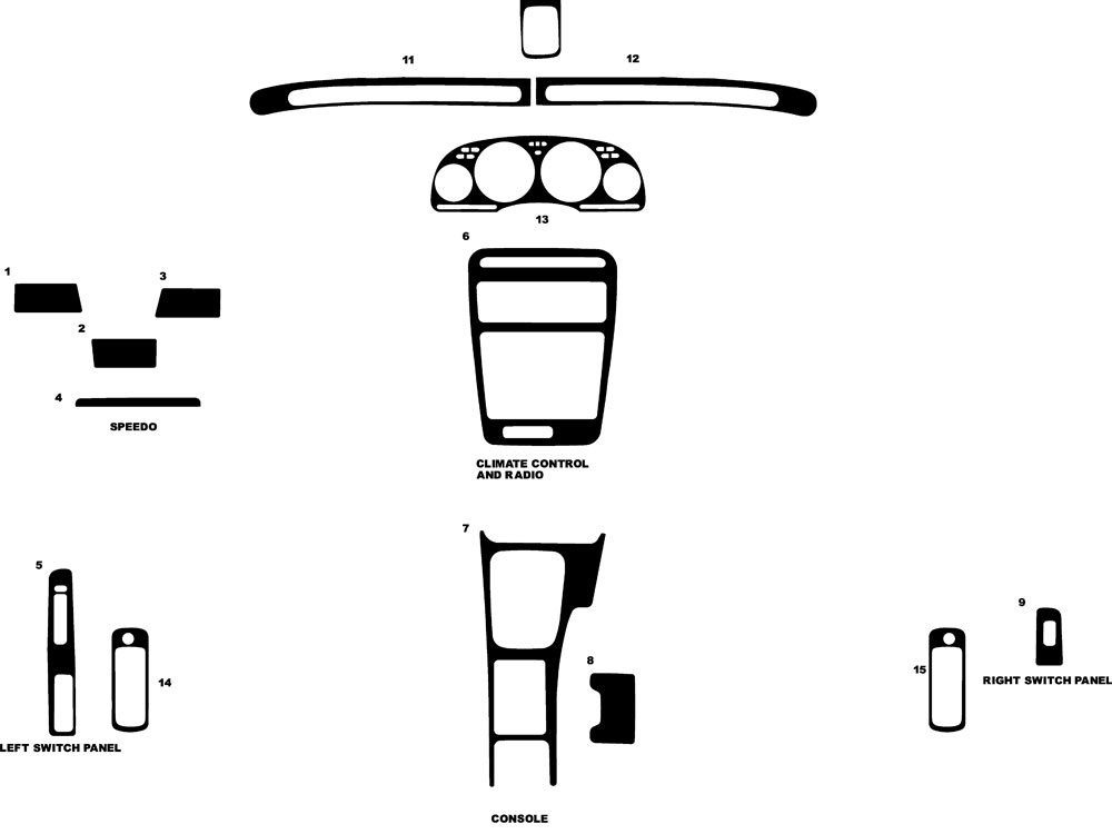 Service manual [1991 Nissan 300zx Dash Removal Diagram