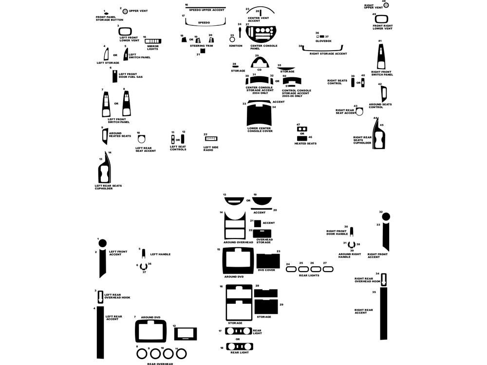 Toyota Yaris Trim Parts Diagram. Toyota. Auto Wiring Diagram