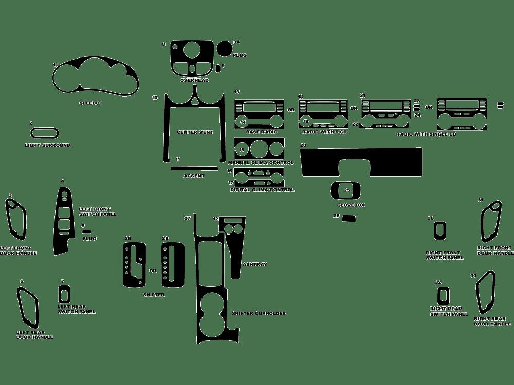Pontiac G6 Parts Diagram Dash. Pontiac. Auto Wiring Diagram