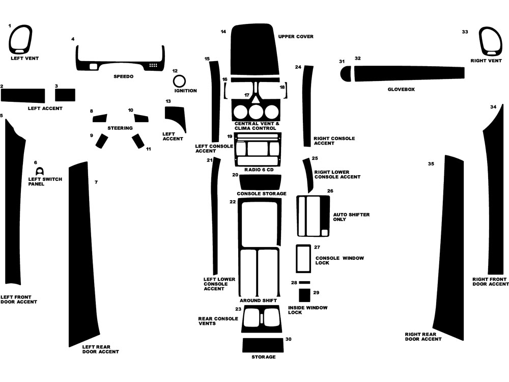 pontiac gto system wiring diagrams 2004 595