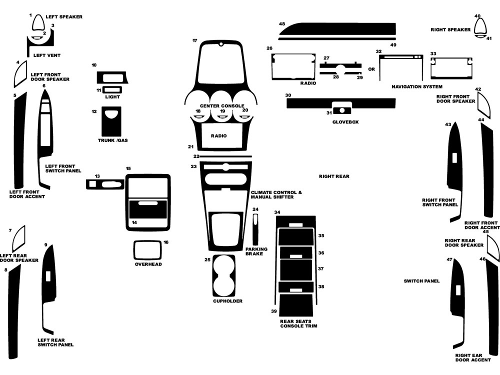 2007 honda element under dash fuse box