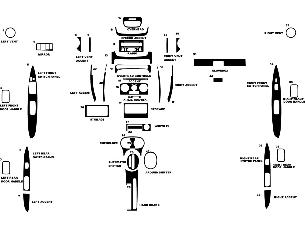 [DIAGRAM] 2009 Toyota Scion Xb Xb Electrical Wiring