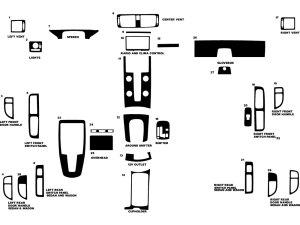 2007 Volvo S40 Dash Kits | Custom 2007 Volvo S40 Dash Kit