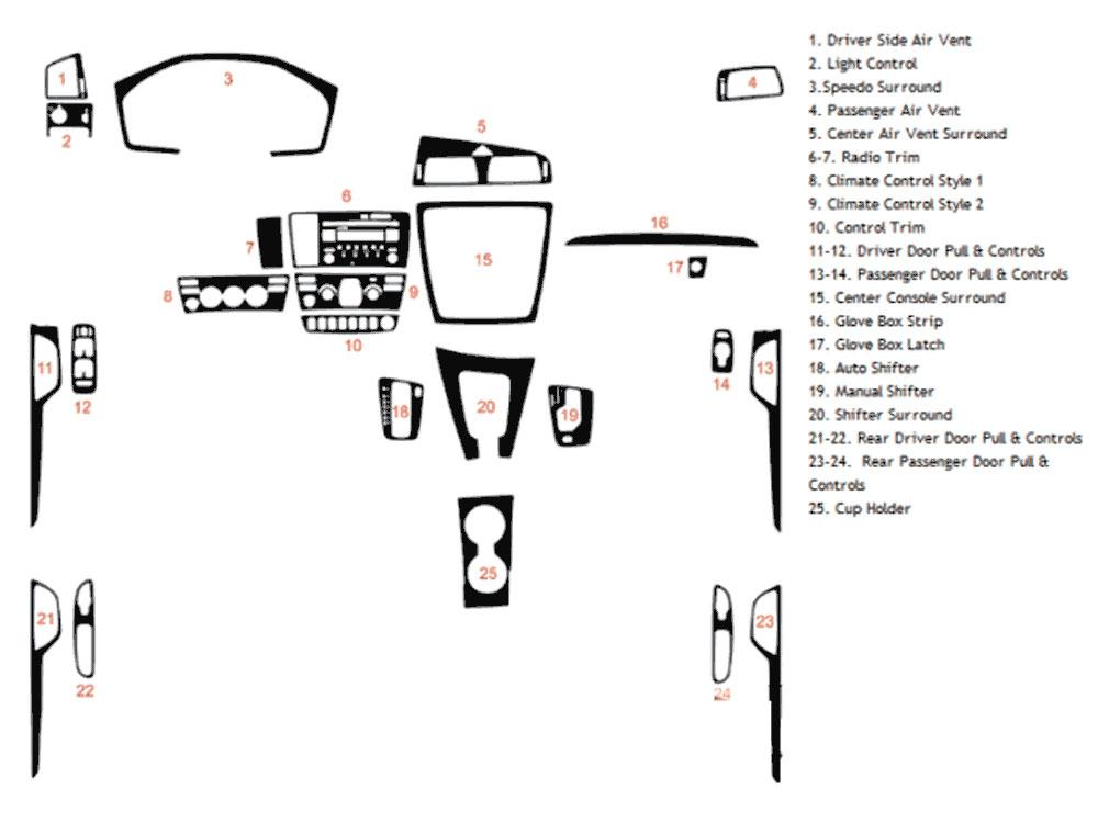 2007 Volvo S40 Fuse Box List. Volvo. Auto Fuse Box Diagram