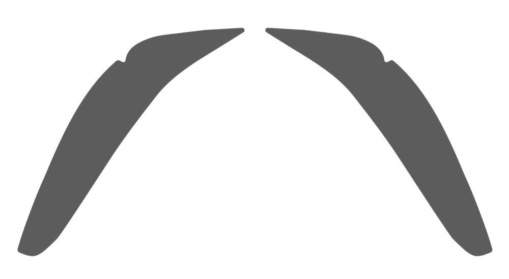 medium resolution of toyota camry 2015 2017 fog light protection covers diagram
