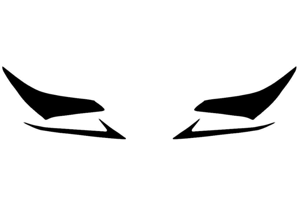 Rtint Lexus Nx Headlight Tint