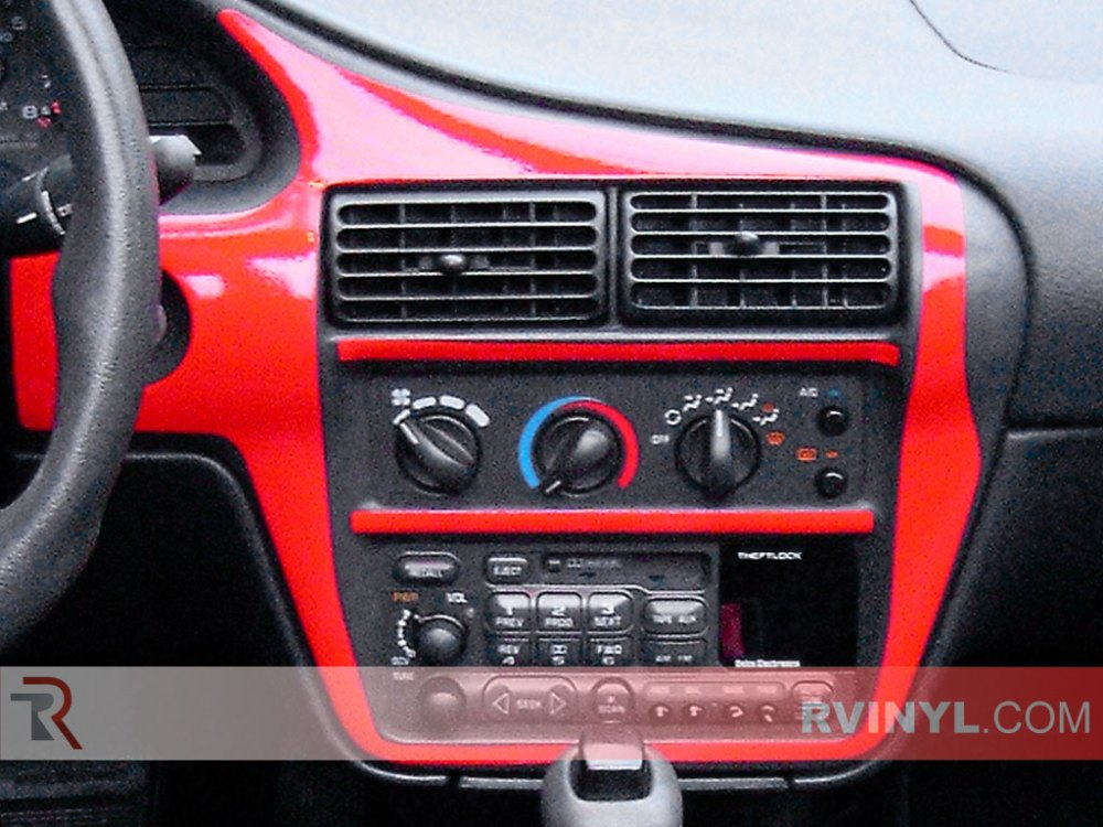 medium resolution of chevy cavalier 1995 1999 dash kits with hvac trim accents