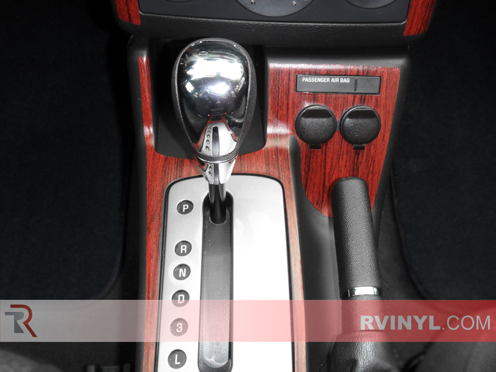 hight resolution of pontiac g6 2005 2009 dash kits with custom shifter trim