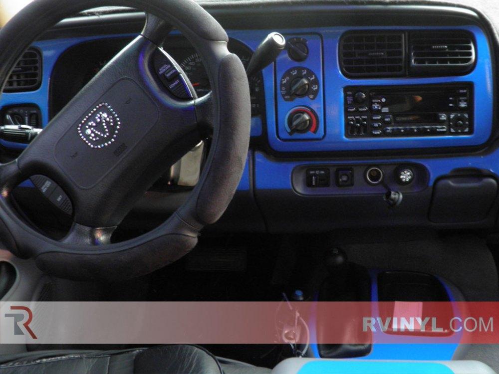 medium resolution of dodge durango 1998 2000 dash kits with blue hvac control trim