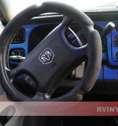 dodge durango 1998 2000 blue dash kits with speedometer trim [ 1024 x 768 Pixel ]