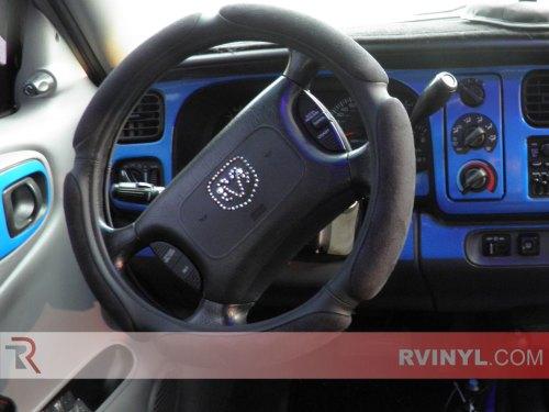 small resolution of dodge durango 1998 2000 blue dash kits with speedometer trim