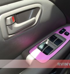 toyota camry 1997 2001 dash kits with power window door controls [ 1024 x 768 Pixel ]