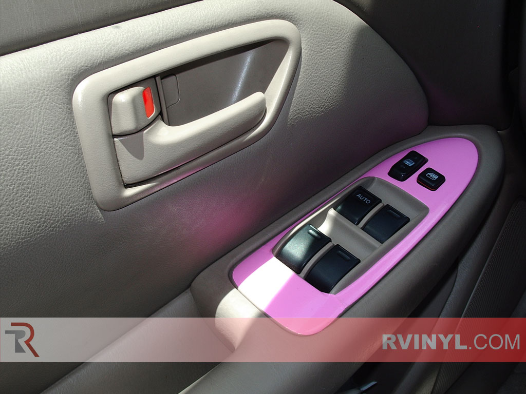 hight resolution of toyota camry 1997 2001 dash kits with power window door controls