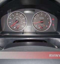 volvo s40 2004 2007 dash kits with speedometer gauge trim [ 1024 x 768 Pixel ]