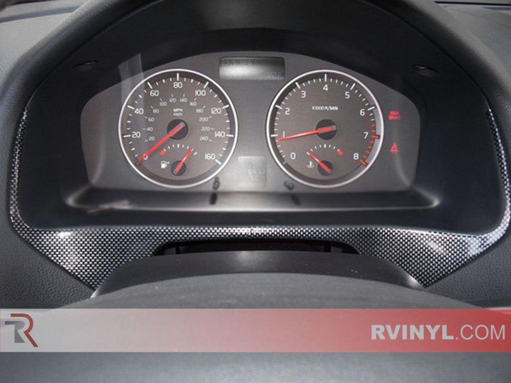 medium resolution of volvo s40 2004 2007 dash kits with speedometer gauge trim