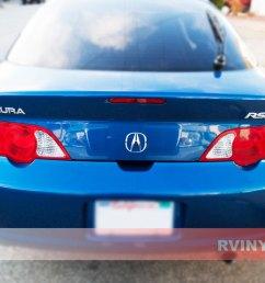 acura rsx 2002 2004 tail light tints [ 1024 x 768 Pixel ]