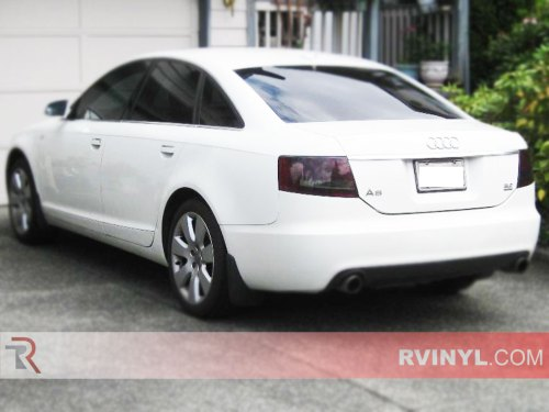 small resolution of audi a6 sedan 2005 2008 smoked tail lights