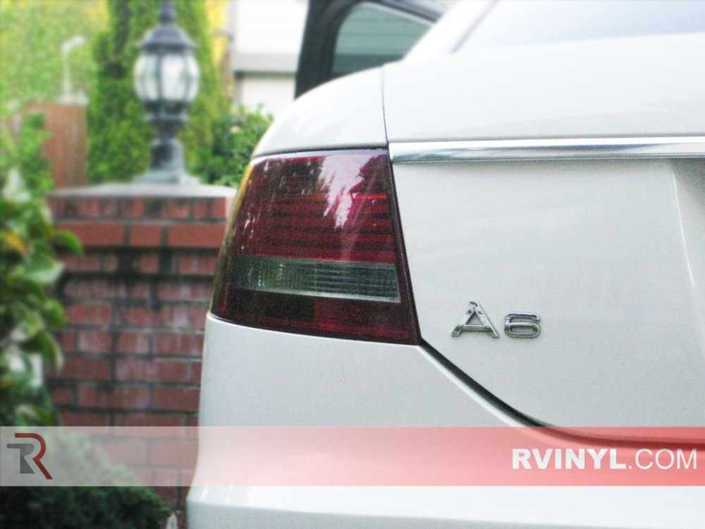medium resolution of audi a6 sedan 2005 2008 custom tail lights