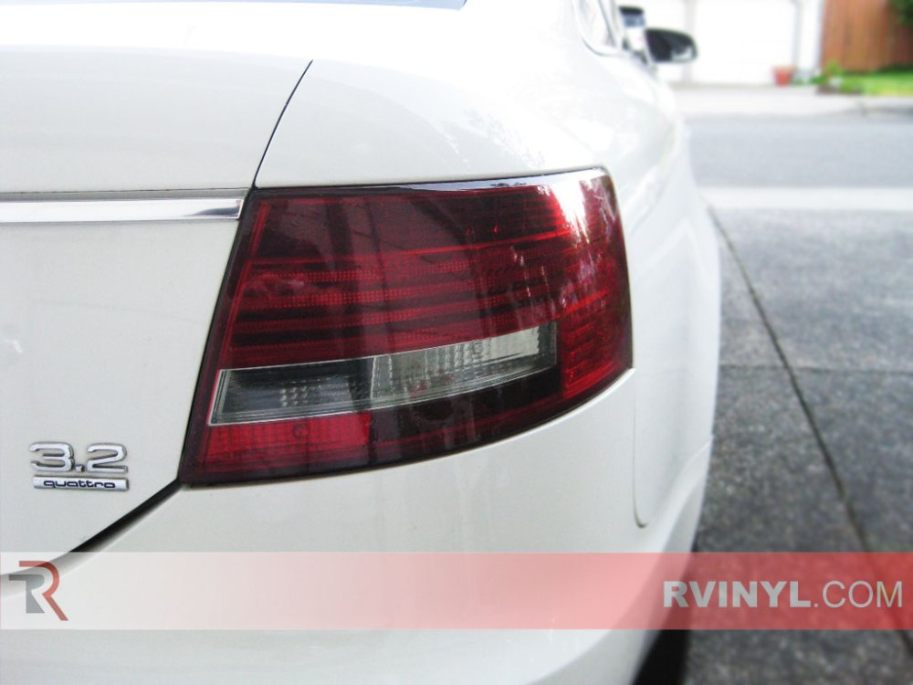 medium resolution of audi a6 sedan 2005 2008 tail lamp tints