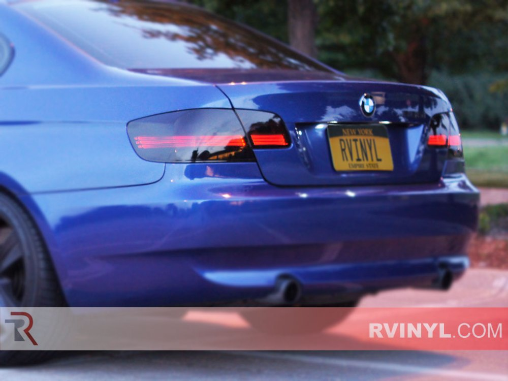 medium resolution of bmw 3 series coupe 2008 2012 tail light tints