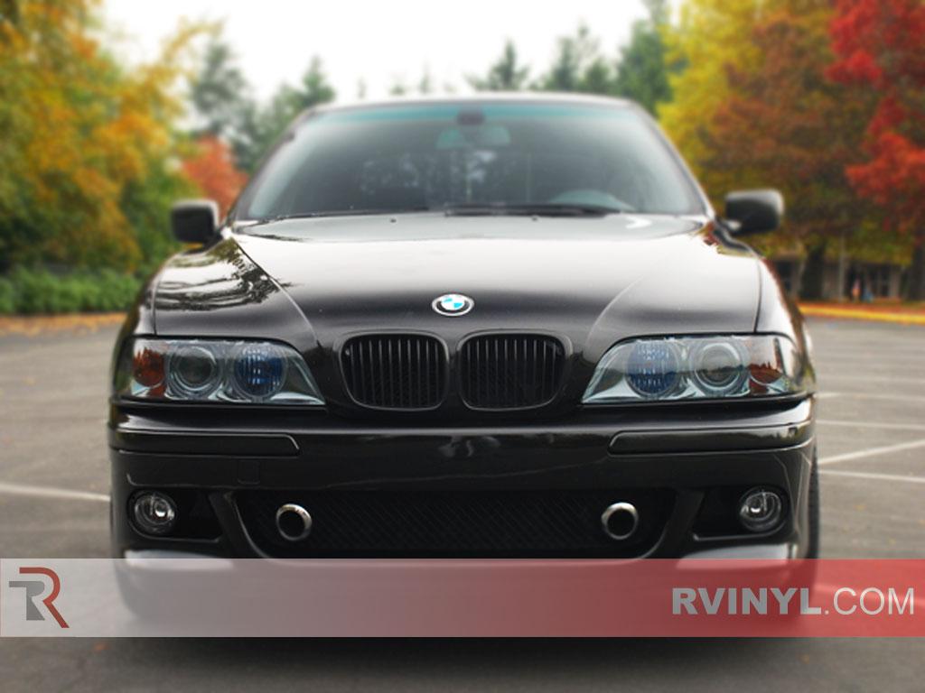 hight resolution of bmw 5 series 1997 2003 headlight tints