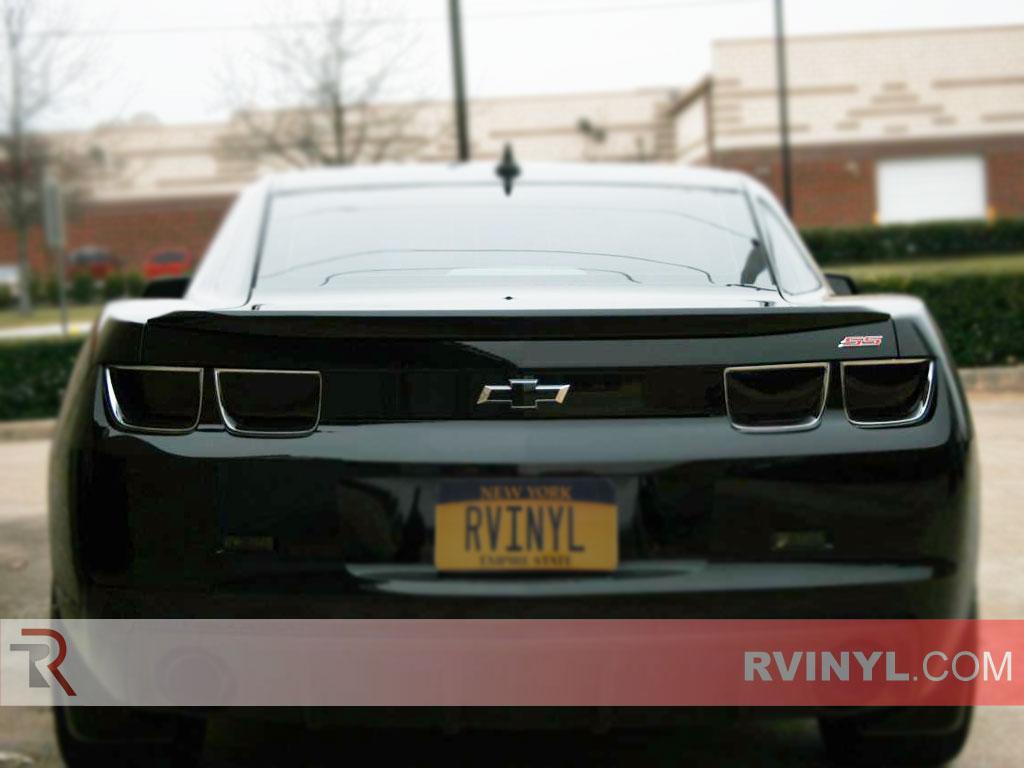 hight resolution of chevrolet camaro 2010 2013 tail light tints