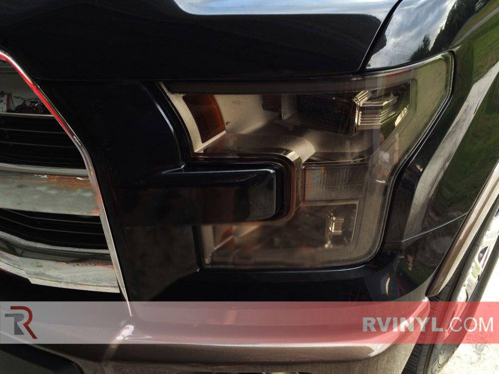 medium resolution of ford f 150 2015 2017 smoked headlights