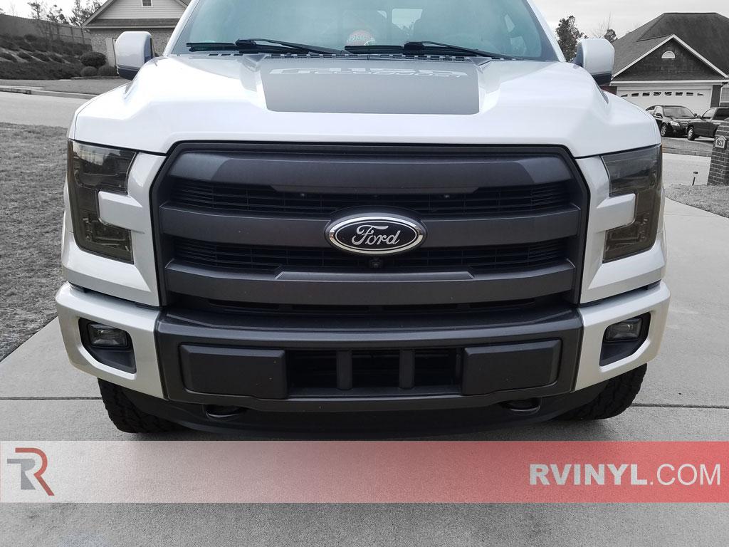 hight resolution of rtint ford f 150 2015 2017 headlight tint